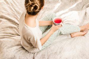 kako do dobrega spanca